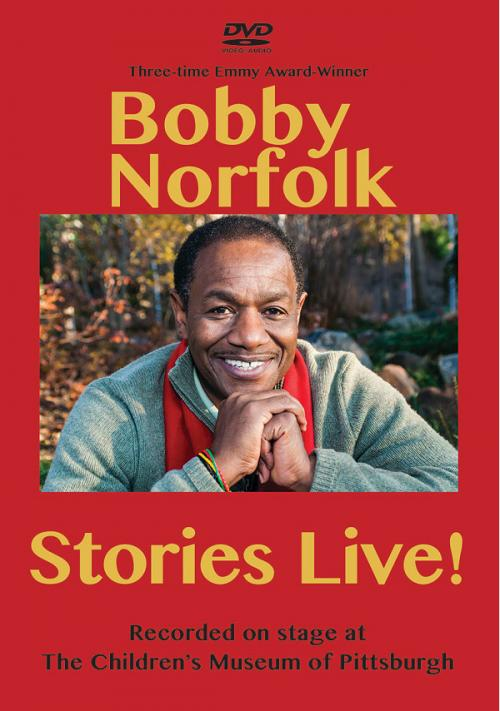 Bobby Norfolk, Storyteller/Author