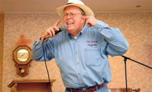 Mike Lockett - Storyteller/Children's Author