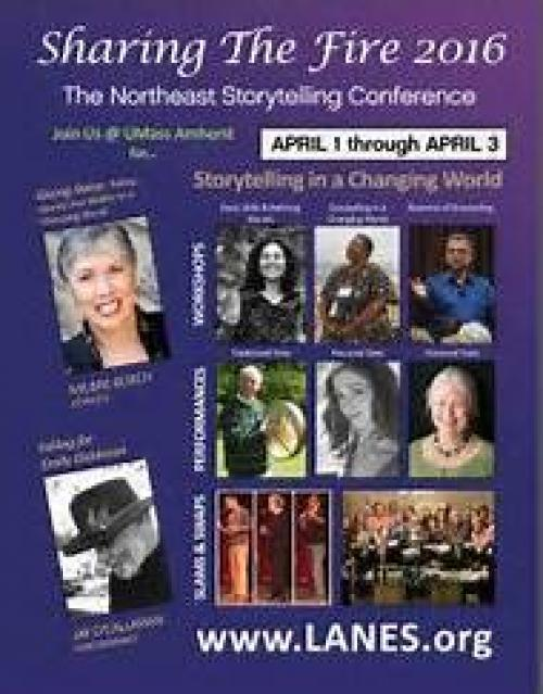 Sharing the Fire Conference