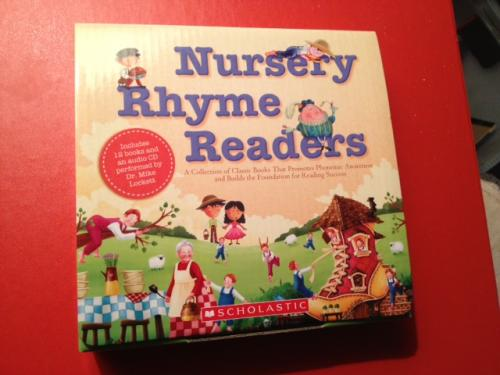 Nursery Rhyme Readers by Scholastic