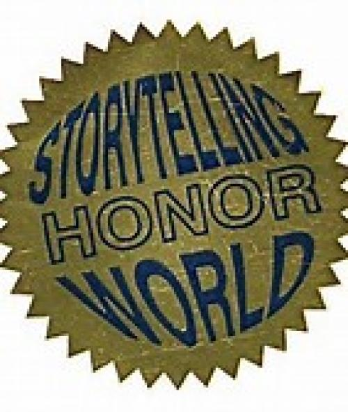 2014 Honor Award for World Storytelling Award