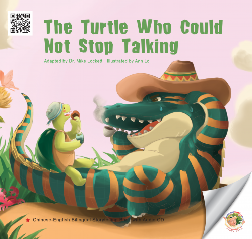 the Turtle Who Could Not Stop Talking
